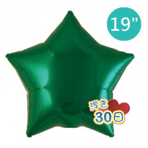 "ibrex Star 19"" 星形 Metallic Green , TKF19SP311205 <Helium #B>"