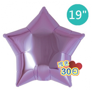 "ibrex Star 19"" 星形 Metallic Lavender , TKF19SP311211 <Helium #B>"