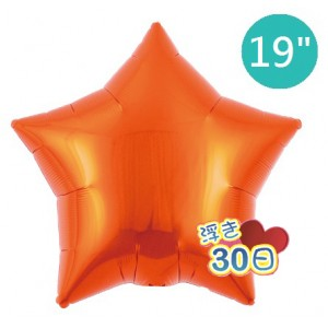 "ibrex Star 19"" 星形 Metallic Orange , TKF19SP311214 <Helium #B>"