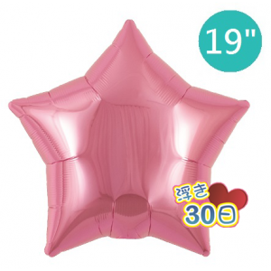 "ibrex Star 19"" 星形 Metallic Pink , TKF19SP311216 <Helium #B>"