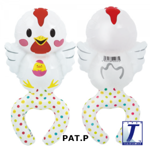 W.A.F. Flap-Flap Chicken (10ct) , TK-WAF-110010 <Air #A>