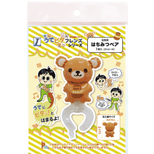 W.A.F. Honey Bear (pkgd.) , TK-WAF-P-120003