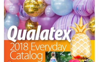 NEW!! 最新【2018 Qualatex Catalog】到咗喇~